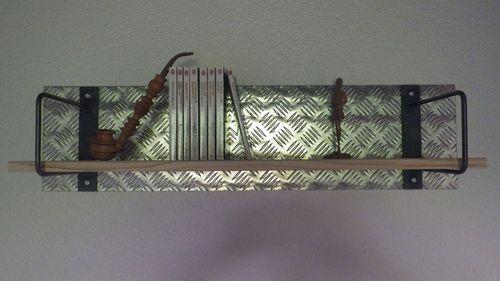 supports et fond étagère so indus design acier