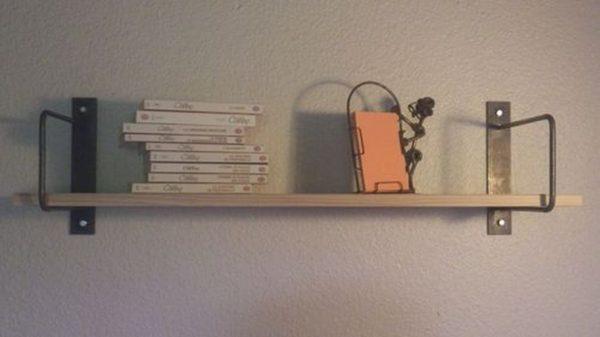 2 supports acier DIY DESIGN ACIER