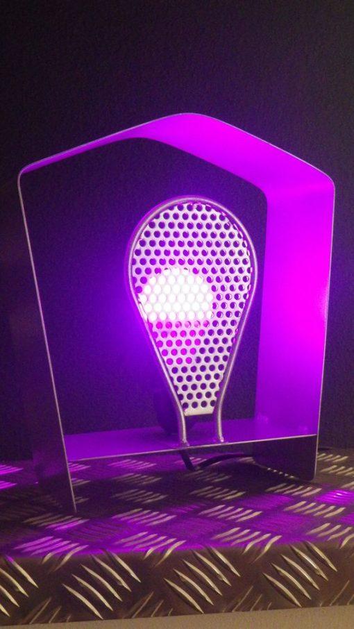 Lampe Atypical relaxation par les couleurs Design Acier