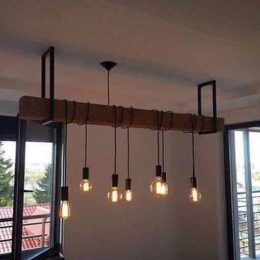 Pieds acier plat réalisation luminaire DESIGN ACIER