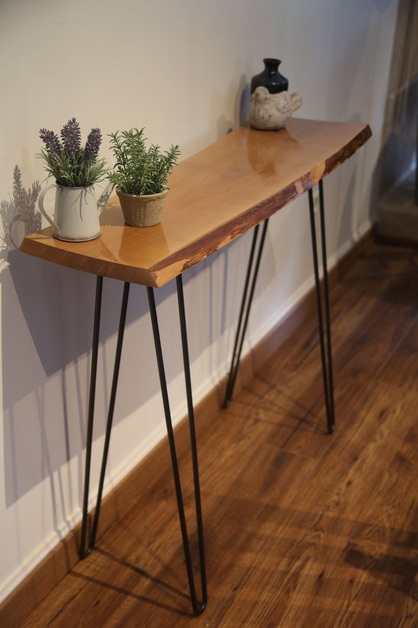 Design Acier Decoration Et Mobilier Style Industriel Pieds Acier Diy